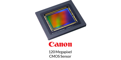 What Makes the Canon 120MXS 120 Megapixel CMOS Sensor So Powerful?