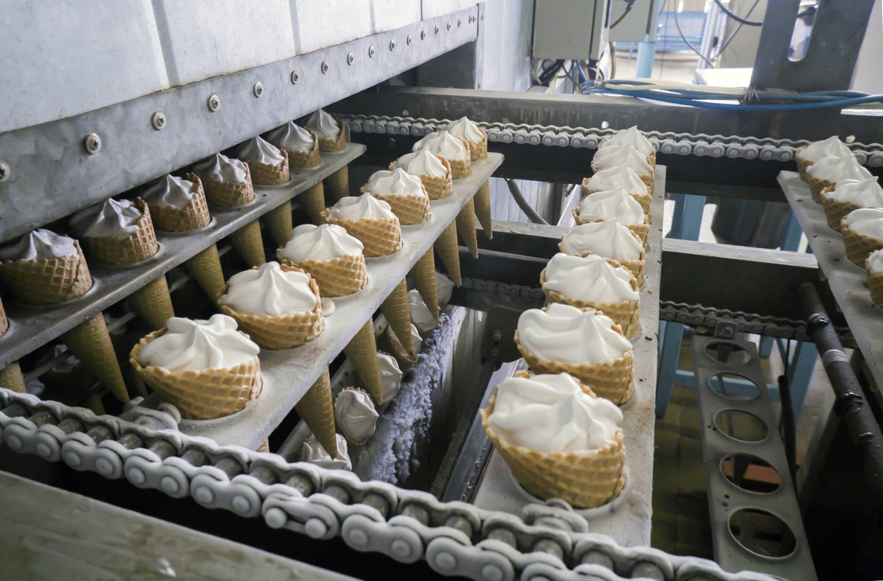 How Machine Vision Revolutionizes the Food and Beverage Industry