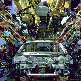 Image of the Automotive Industry