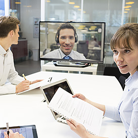 Image of the Videoconferencing/Telepresence Industry