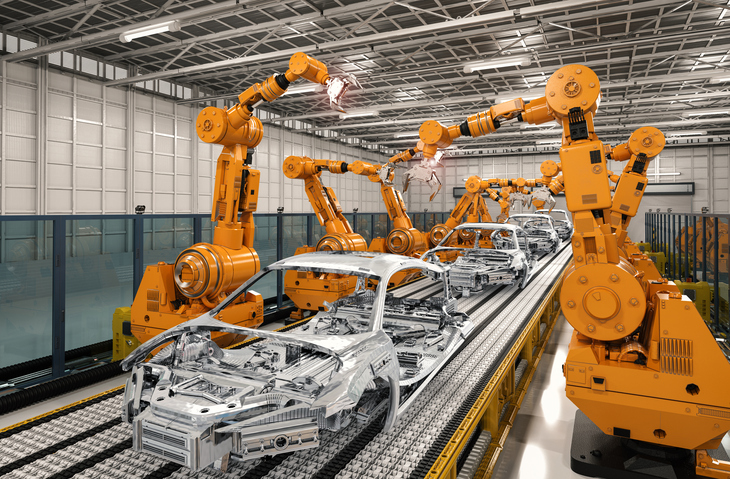 Machine Vision's Role in Automotive Automation Systems