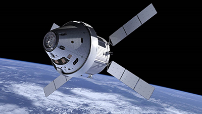 Pixelink Set for Deep-Space Mission Onboard NASA's Orion Spacecraft