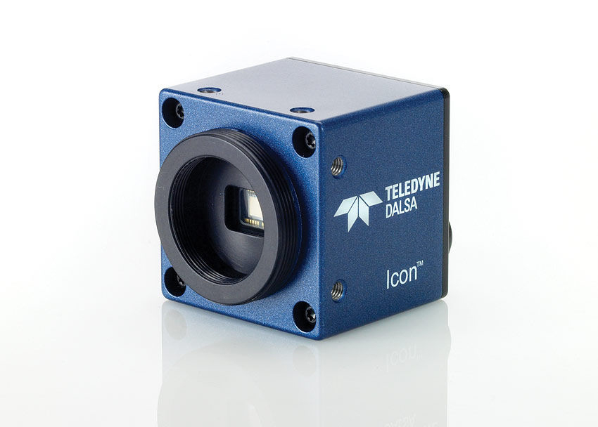 dalsa icon cameras for embedded processing applications