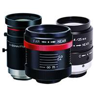 C Mount Lenses