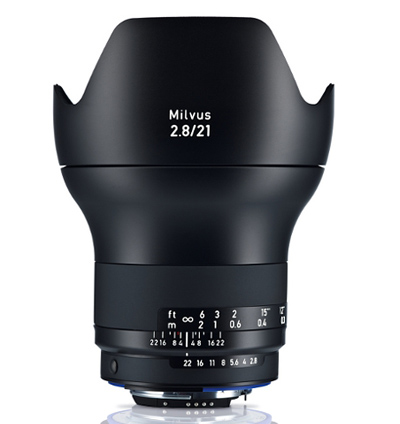 Product image of Zeiss Milvus 2.8/21 ZF.2
